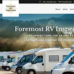 Foremost RV Inspections