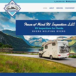 Peace of Mind RV Inspections