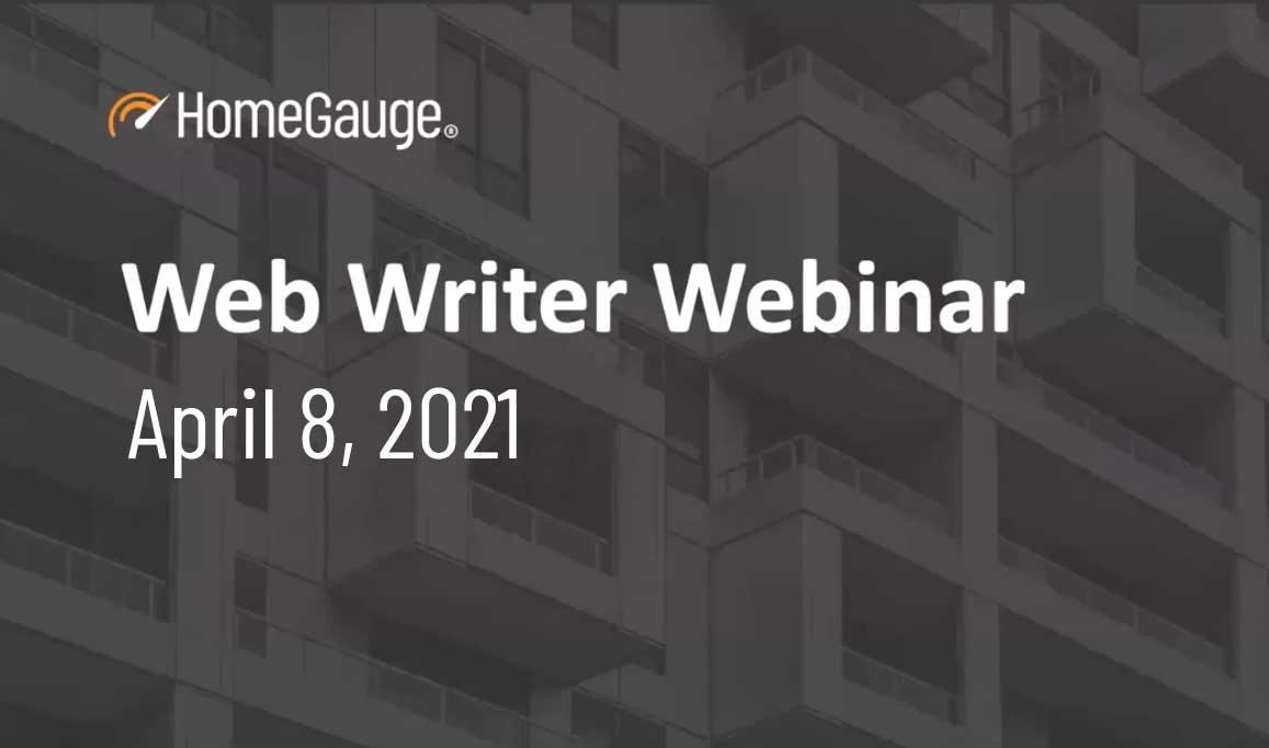 Web Writer Webinar